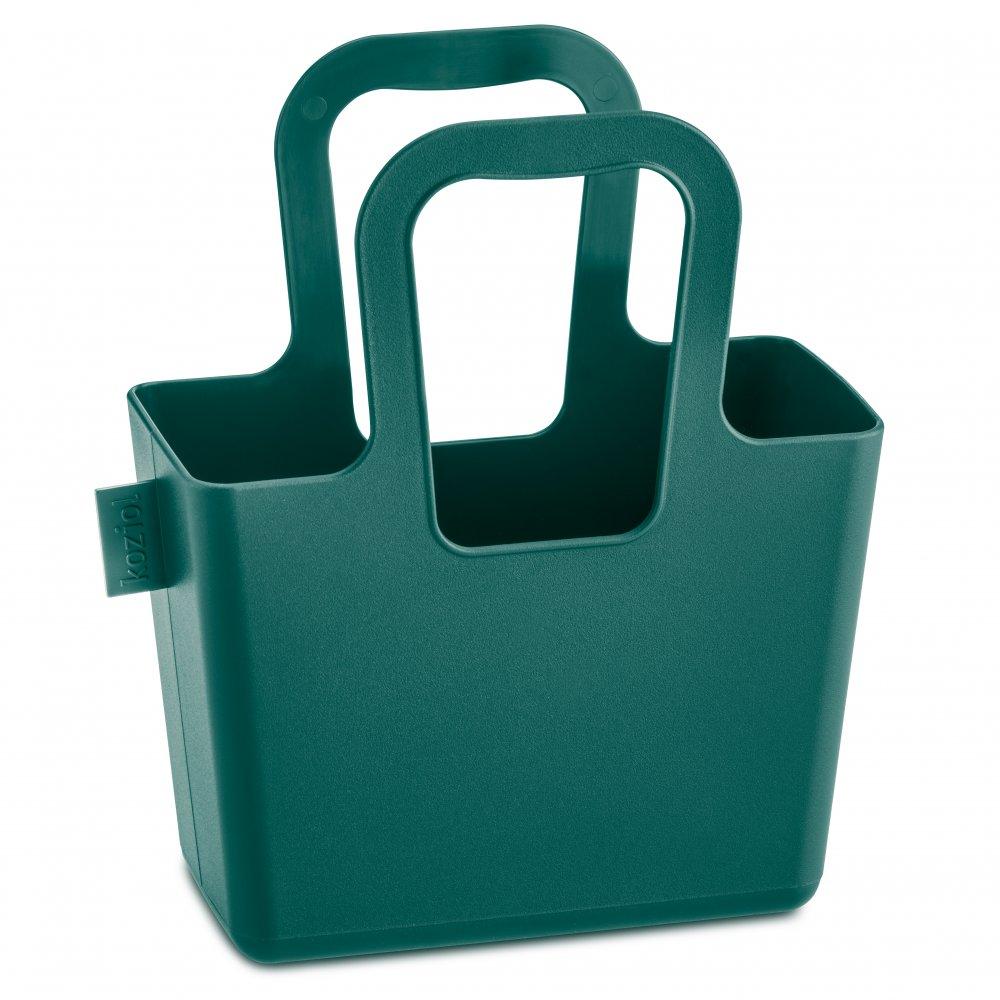TASCHELINI Tasche emerald green