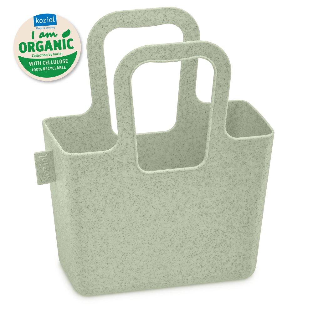 TASCHELINI ORGANIC Tasche organic green