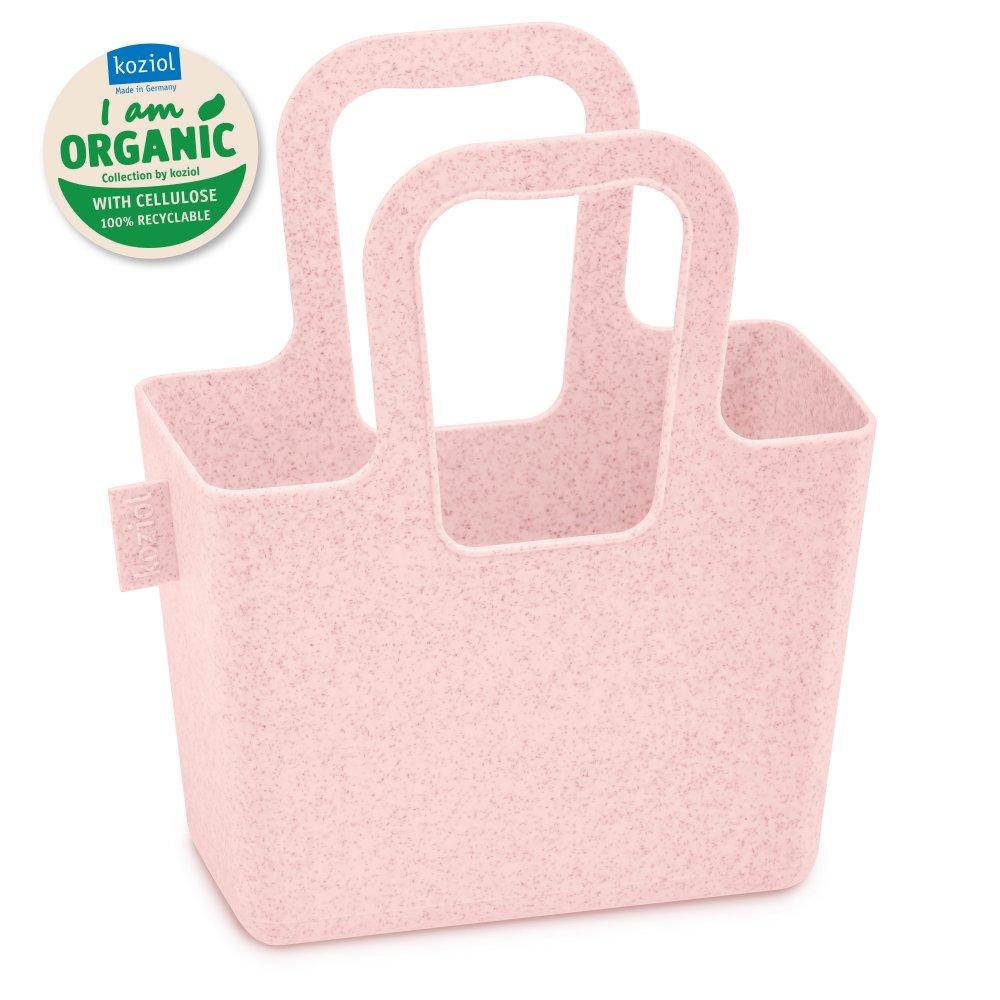 TASCHELINI ORGANIC Bag organic pink