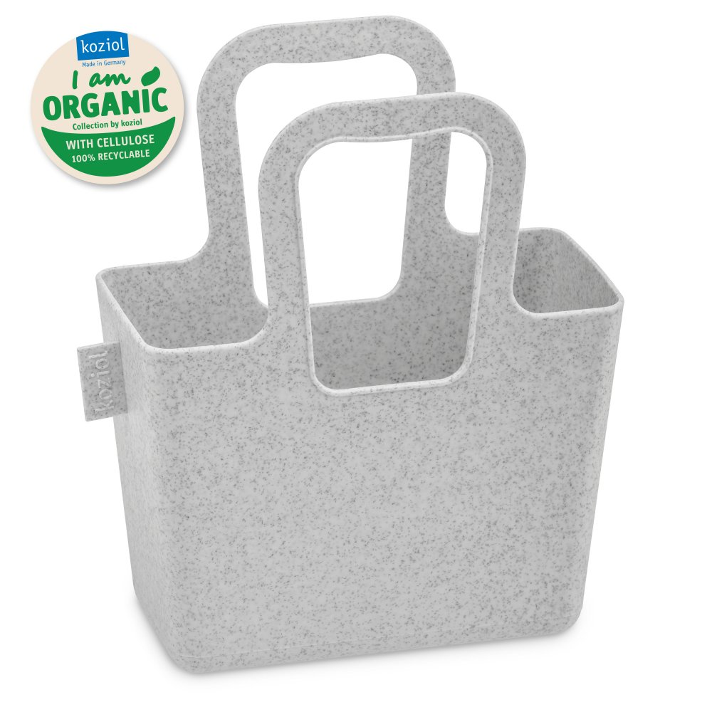 TASCHELINI Bag organic grey