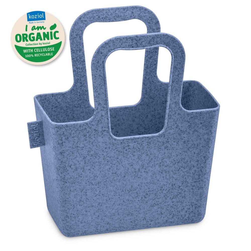 TASCHELINI ORGANIC Bag organic blue