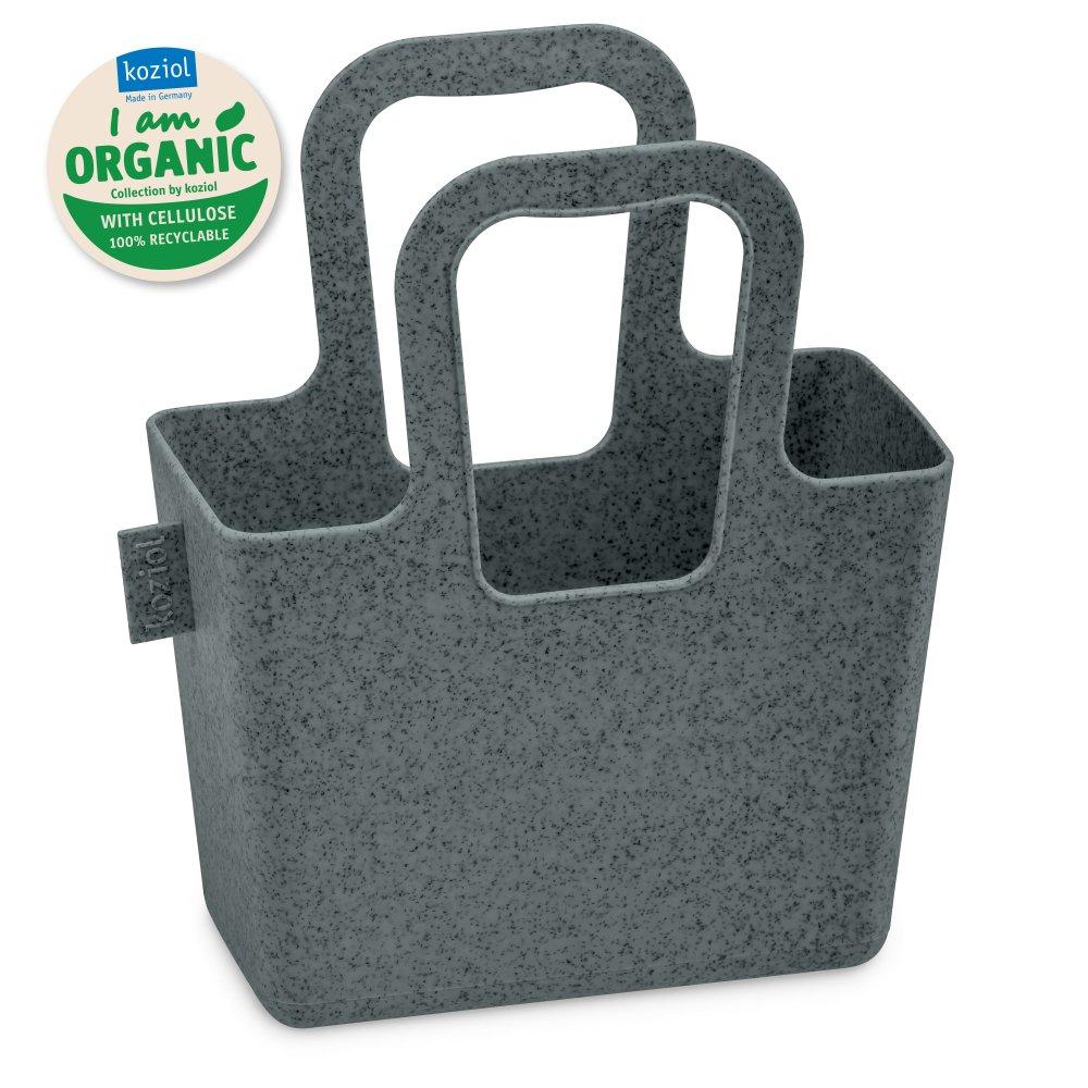 TASCHELINI ORGANIC Tasche organic deep grey
