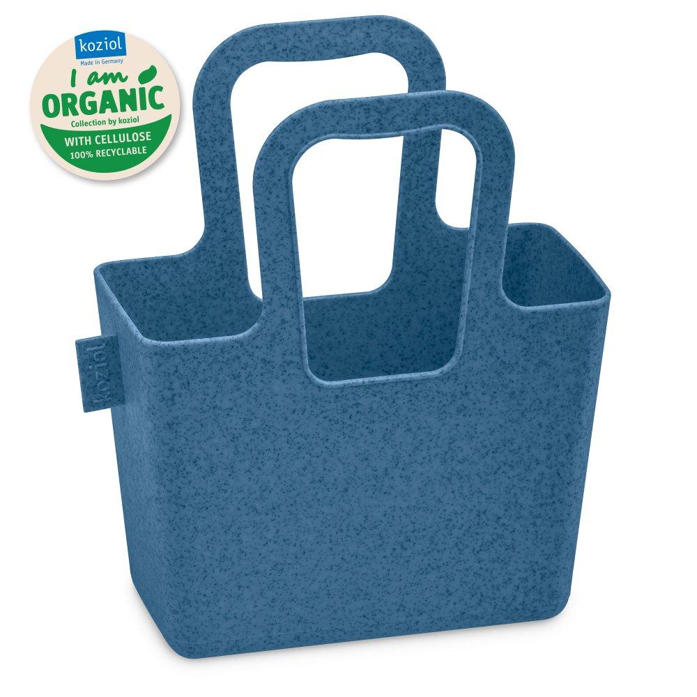 TASCHELINI ORGANIC Tasche organic deep blue