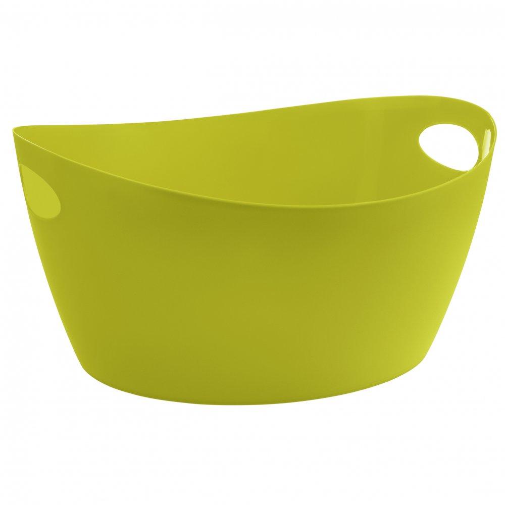 BOTTICHELLI L Washtub 15l mustard green