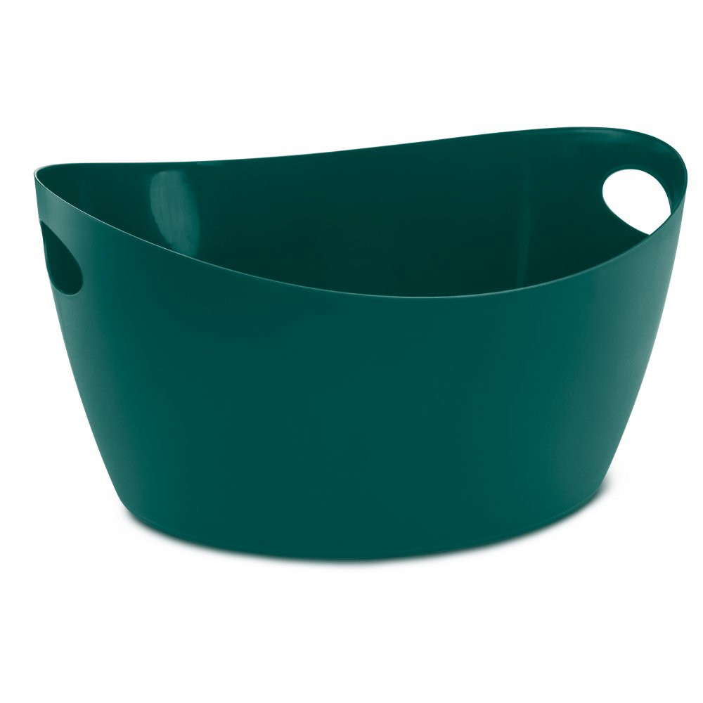 BOTTICHELLI L Washtub 15l emerald green