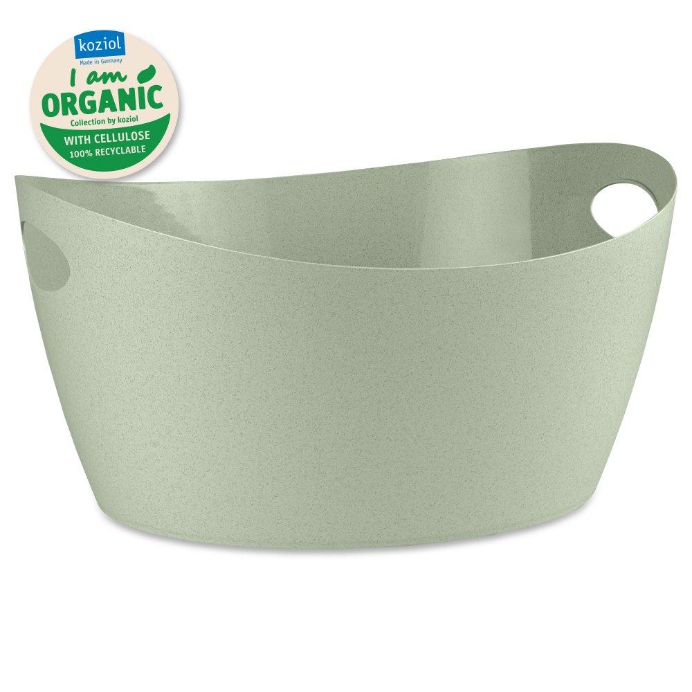 BOTTICHELLI L Washtub 15l organic green