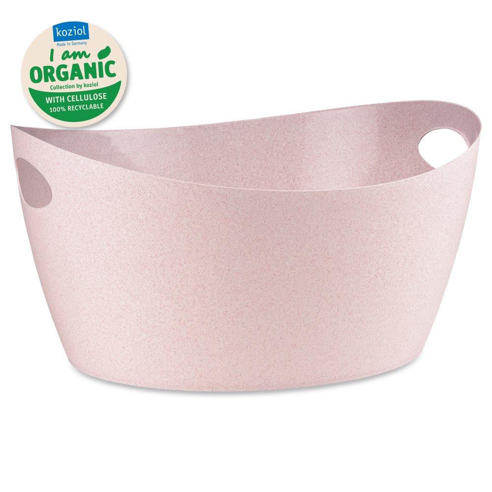 BOTTICHELLI L Washtub 15l organic pink