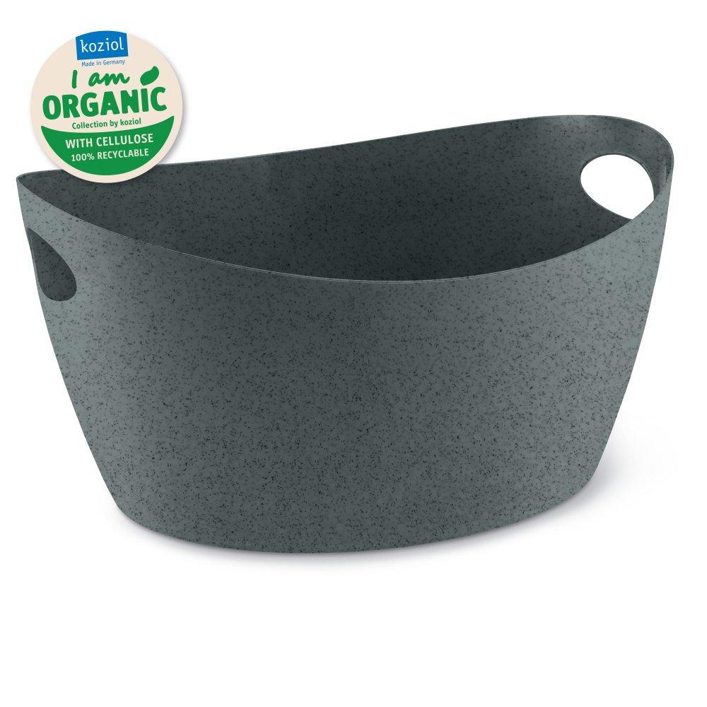 BOTTICHELLI L ORGANIC Washtub 15l organic deep grey