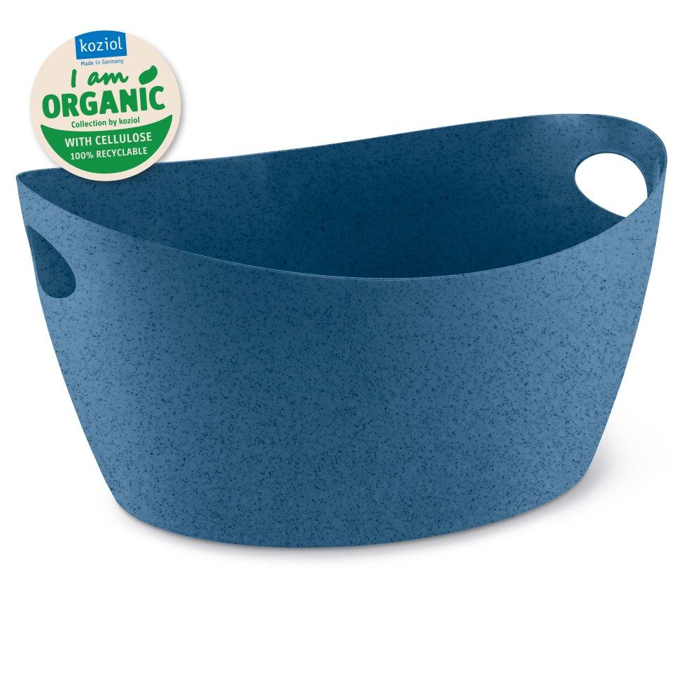 BOTTICHELLI L ORGANIC Washtub 15l organic deep blue