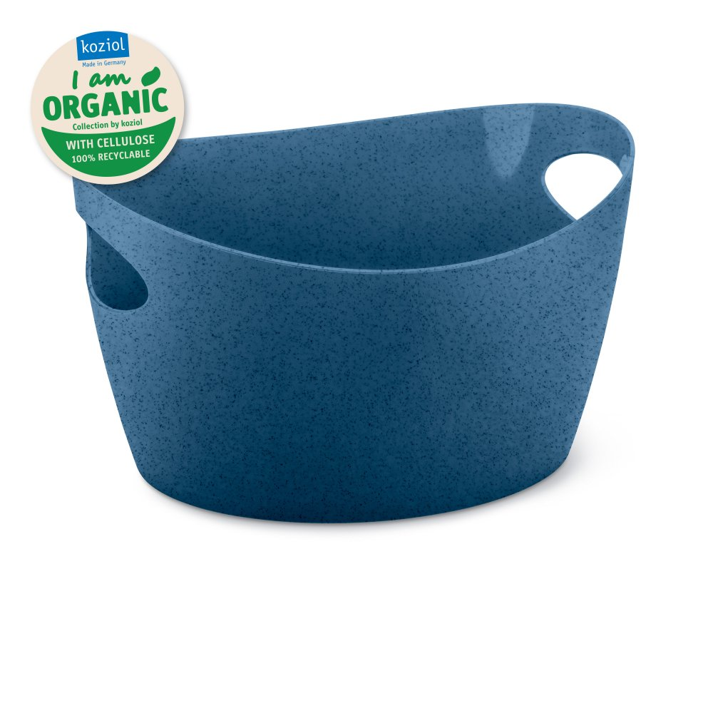 BOTTICHELLI S ORGANIC Organizer 1,5l organic deep blue