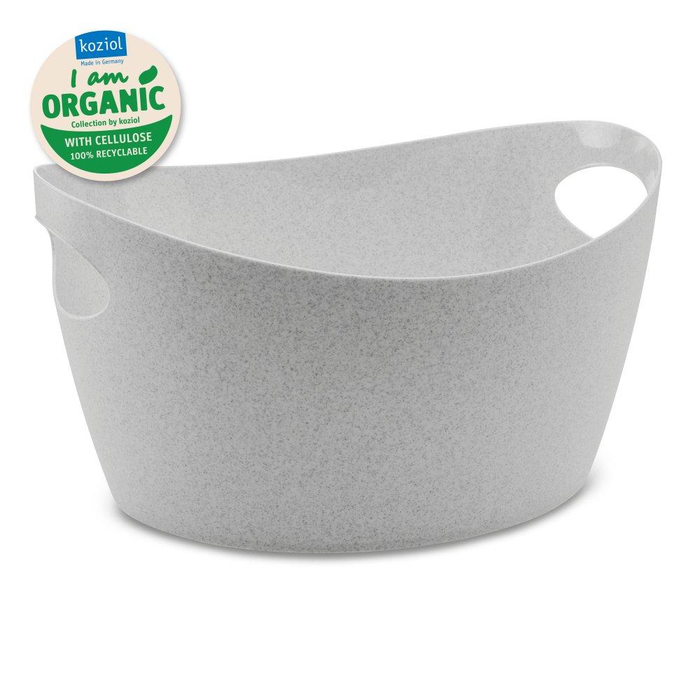 BOTTICHELLI M ORGANIC Organizer 4,5l organic grey