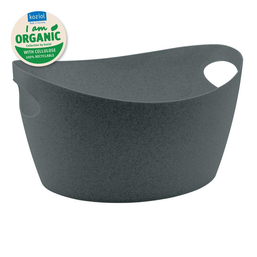 BOTTICHELLI M ORGANIC Organizer 4,5l organic deep grey