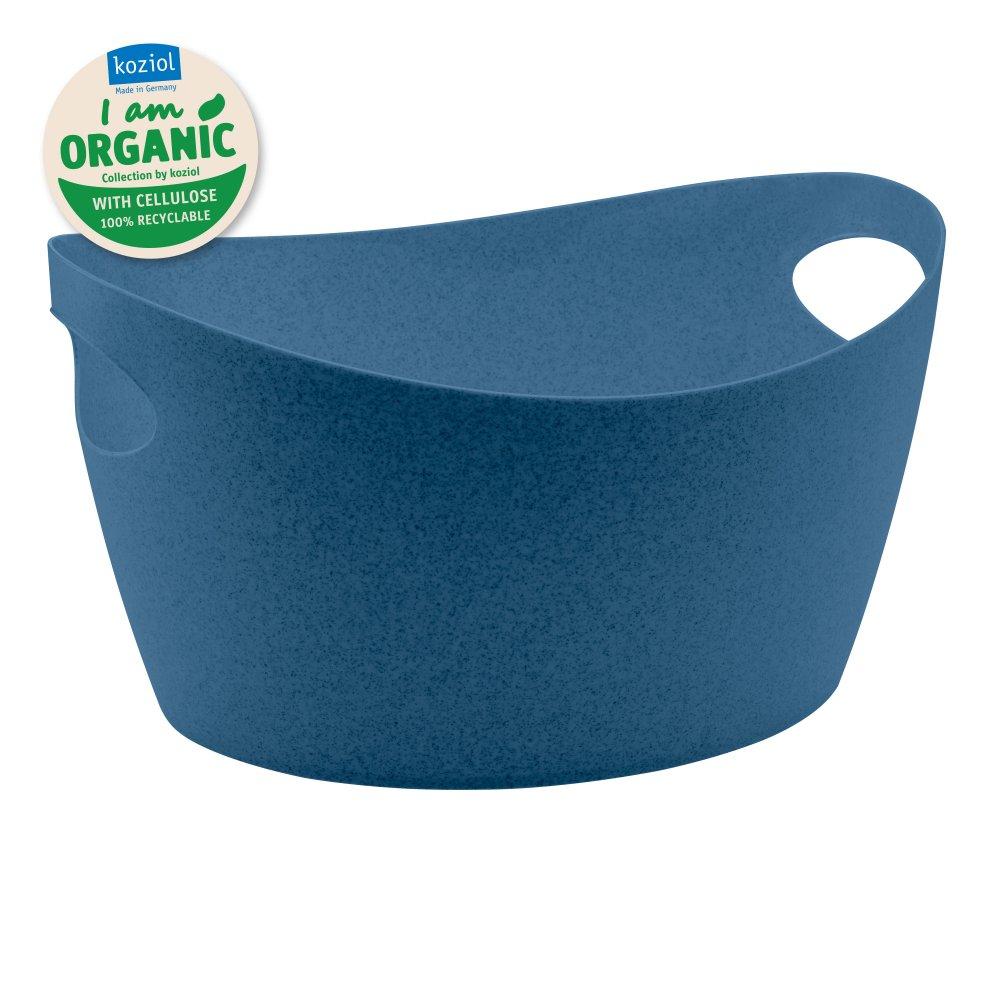 BOTTICHELLI M ORGANIC Organizer 4,5l organic deep blue