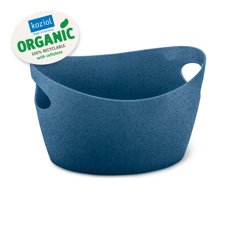 BOTTICHELLI XS ORGANIC Organizer 450ml organic deep blue