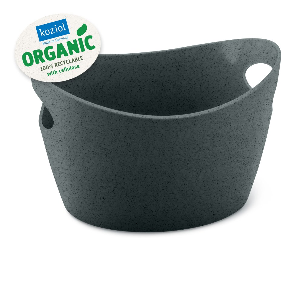 BOTTICHELLI XXS ORGANIC Utensilo 270ml organic deep grey