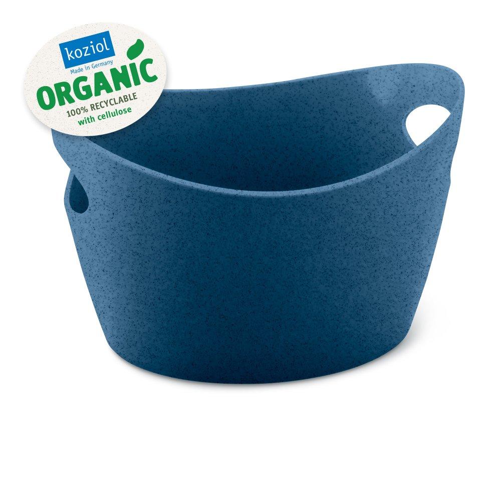 BOTTICHELLI XXS ORGANIC Organizer 270ml organic deep blue