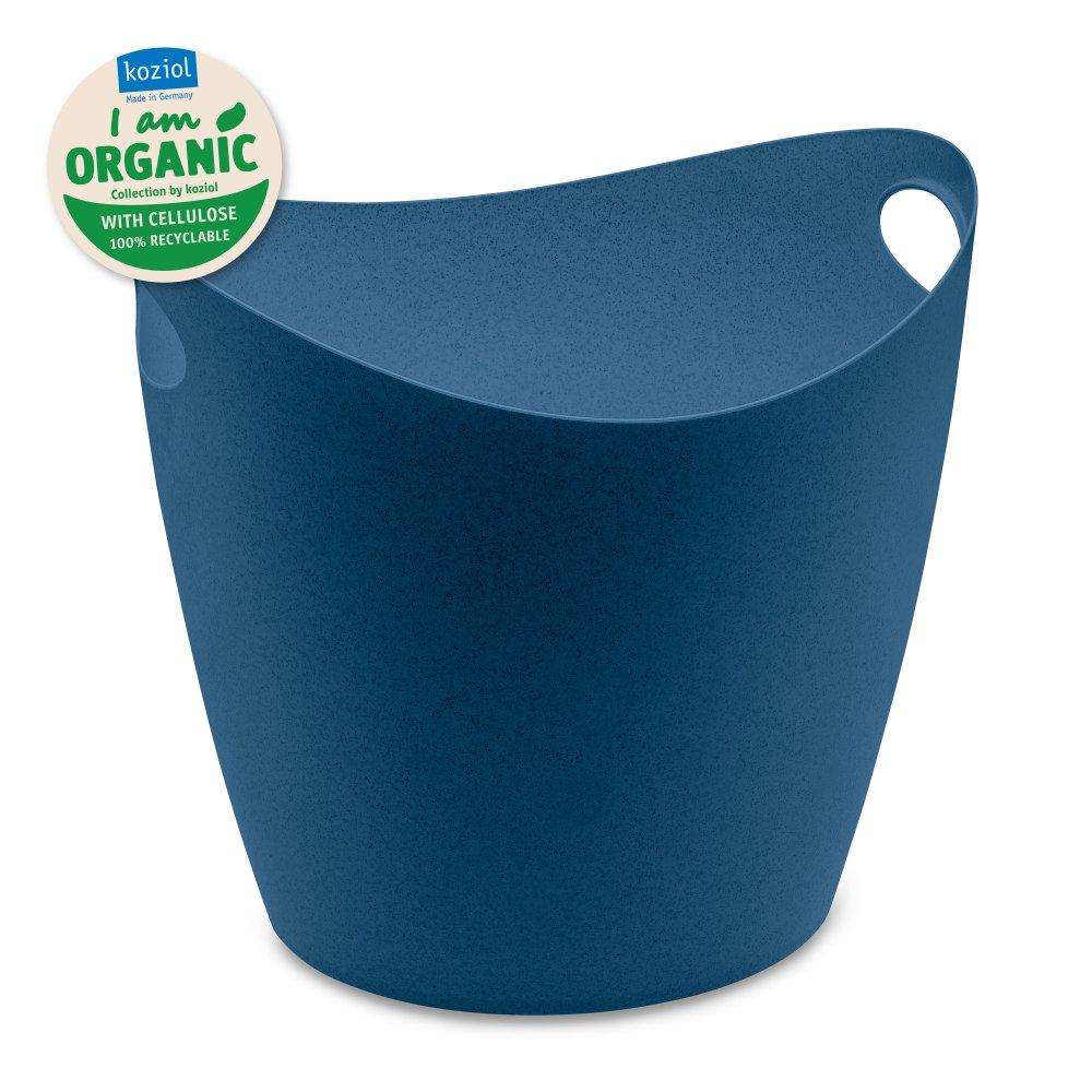 BOTTICHELLI XL ORGANIC Washtub 28l organic deep blue