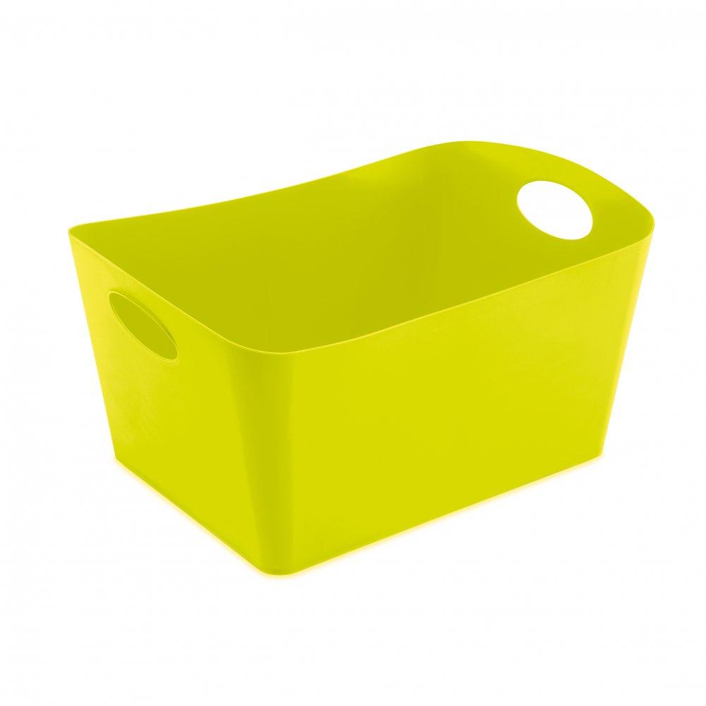 BOXXX L Storage bin 15l mustard green