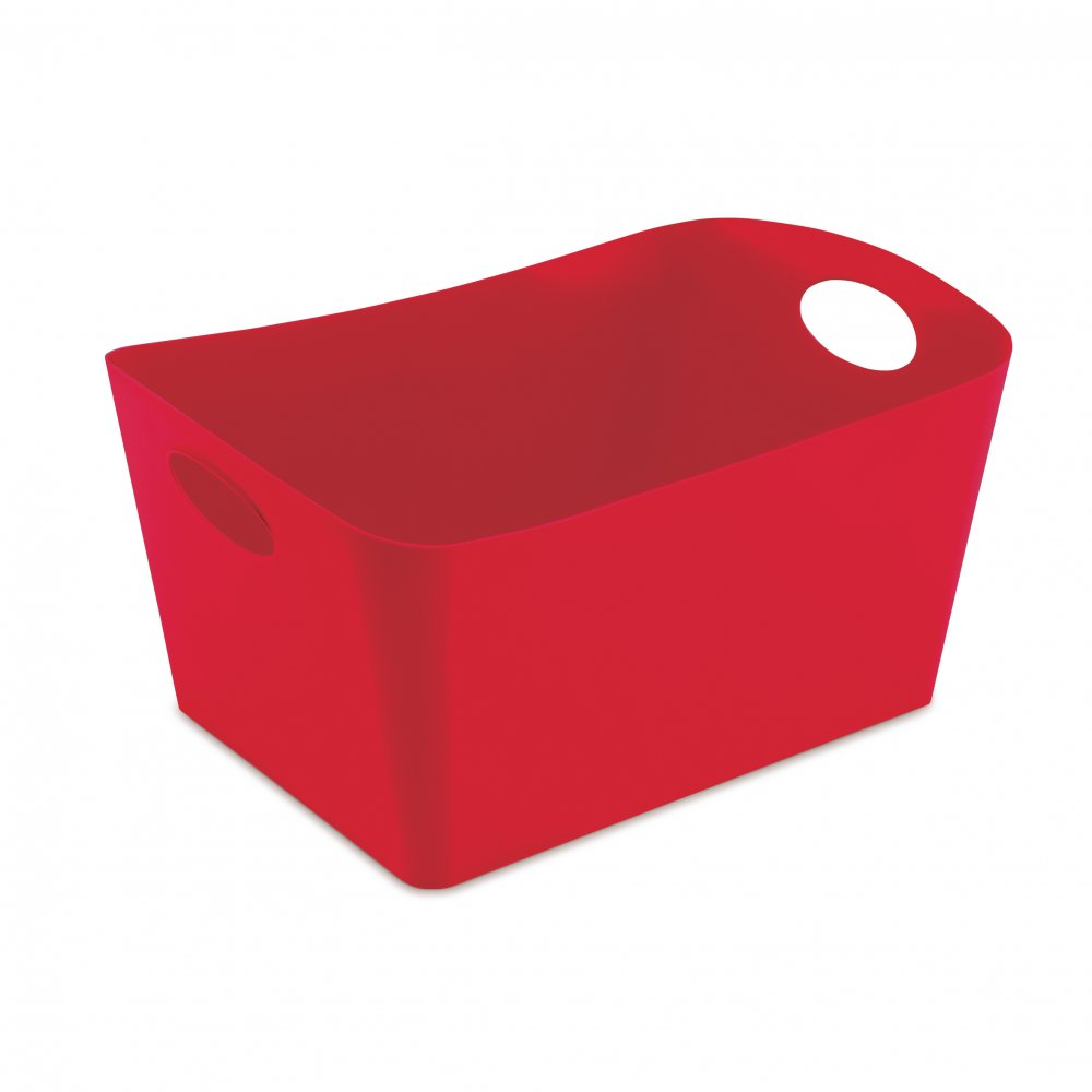 BOXXX L Storage bin 15l raspberry red