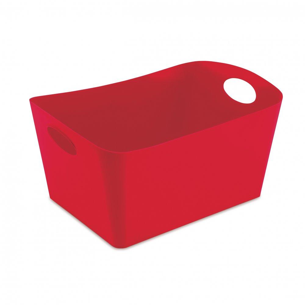 BOXXX L Aufbewahrungsbox 15l himbeer rot