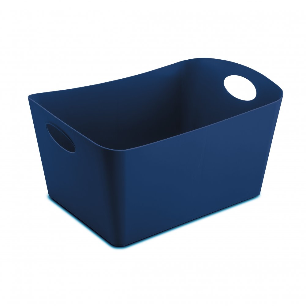BOXXX L Storage bin 15l deep velvet blue