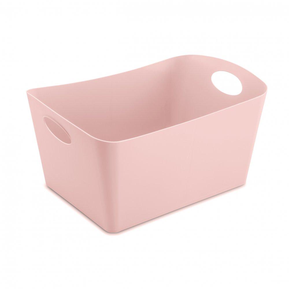 BOXXX L Storage bin 15l powder pink