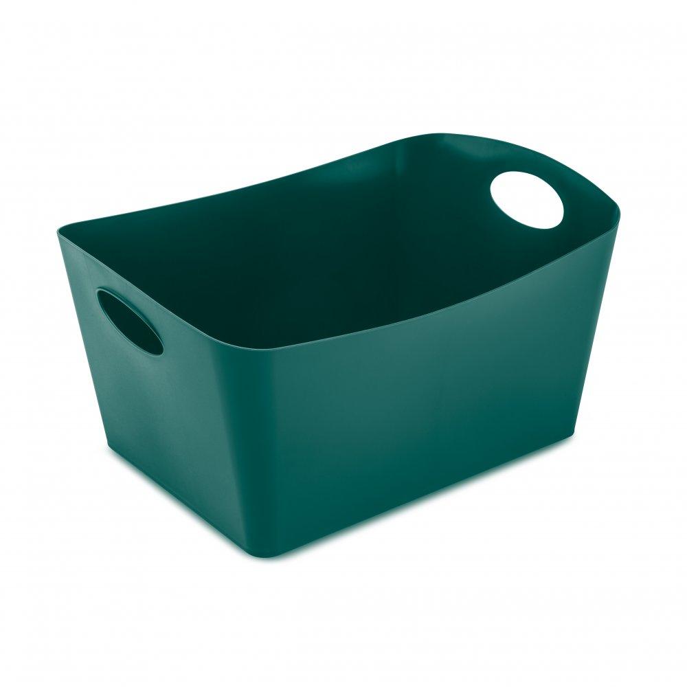 BOXXX L Aufbewahrungsbox 15l emerald green