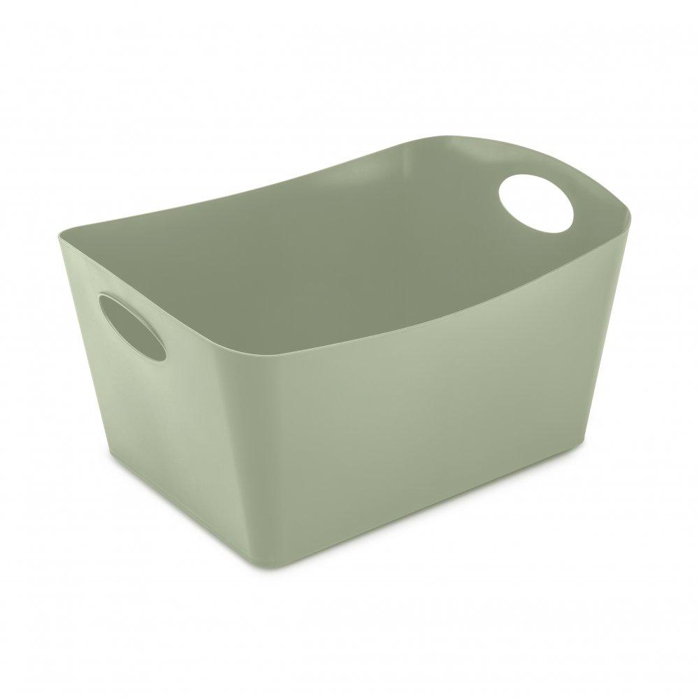 BOXXX L Storage bin 15l eucalyptus green
