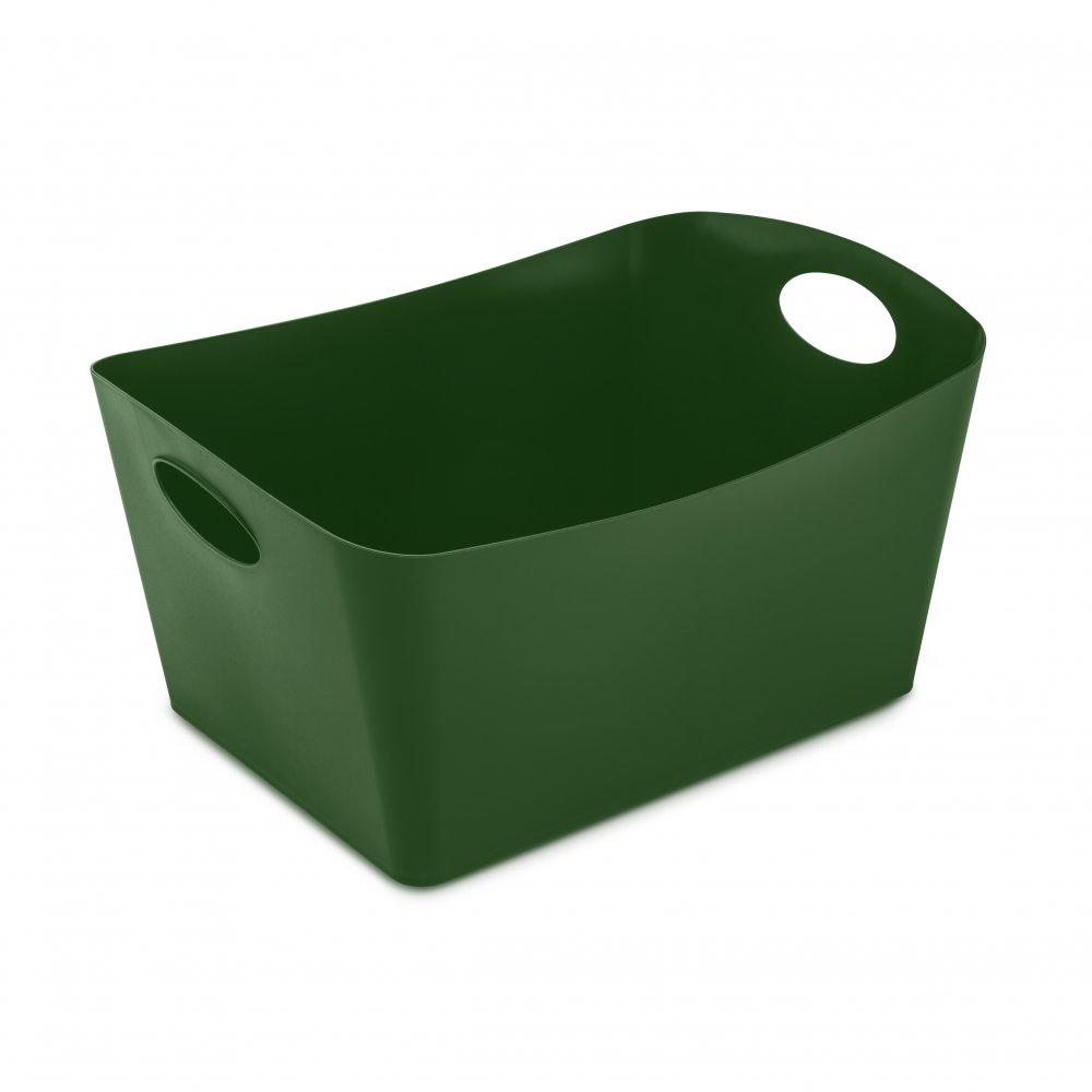 BOXXX L Storage bin 15l forest green