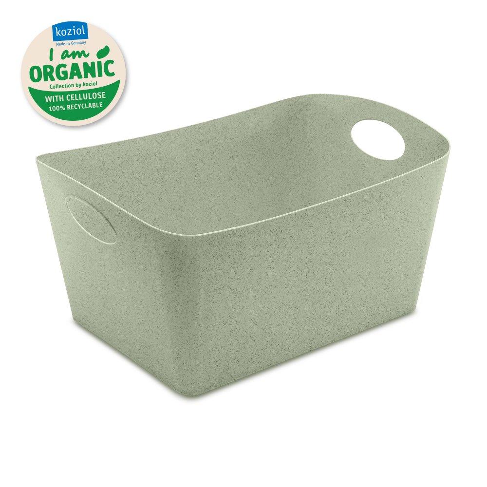 BOXXX L Aufbewahrungsbox 15l organic green