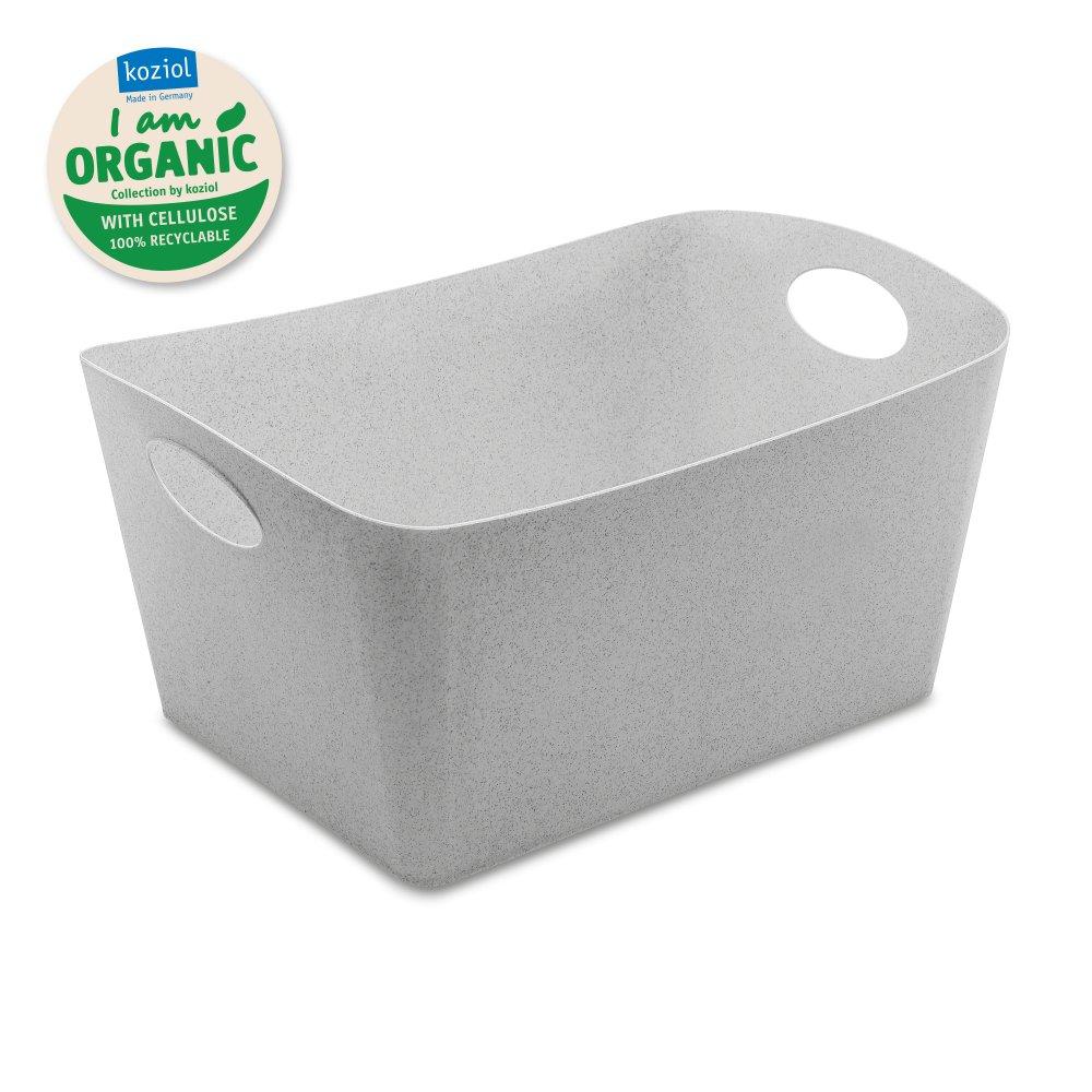 BOXXX L ORGANIC Storage bin 15l organic grey