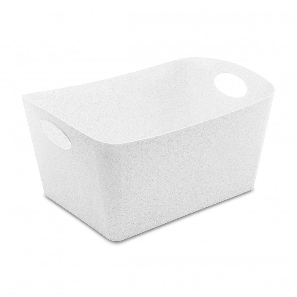 BOXXX L Storage Bin 15l organic white