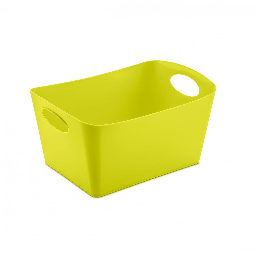 BOXXX M Storage bin 3,5l mustard green
