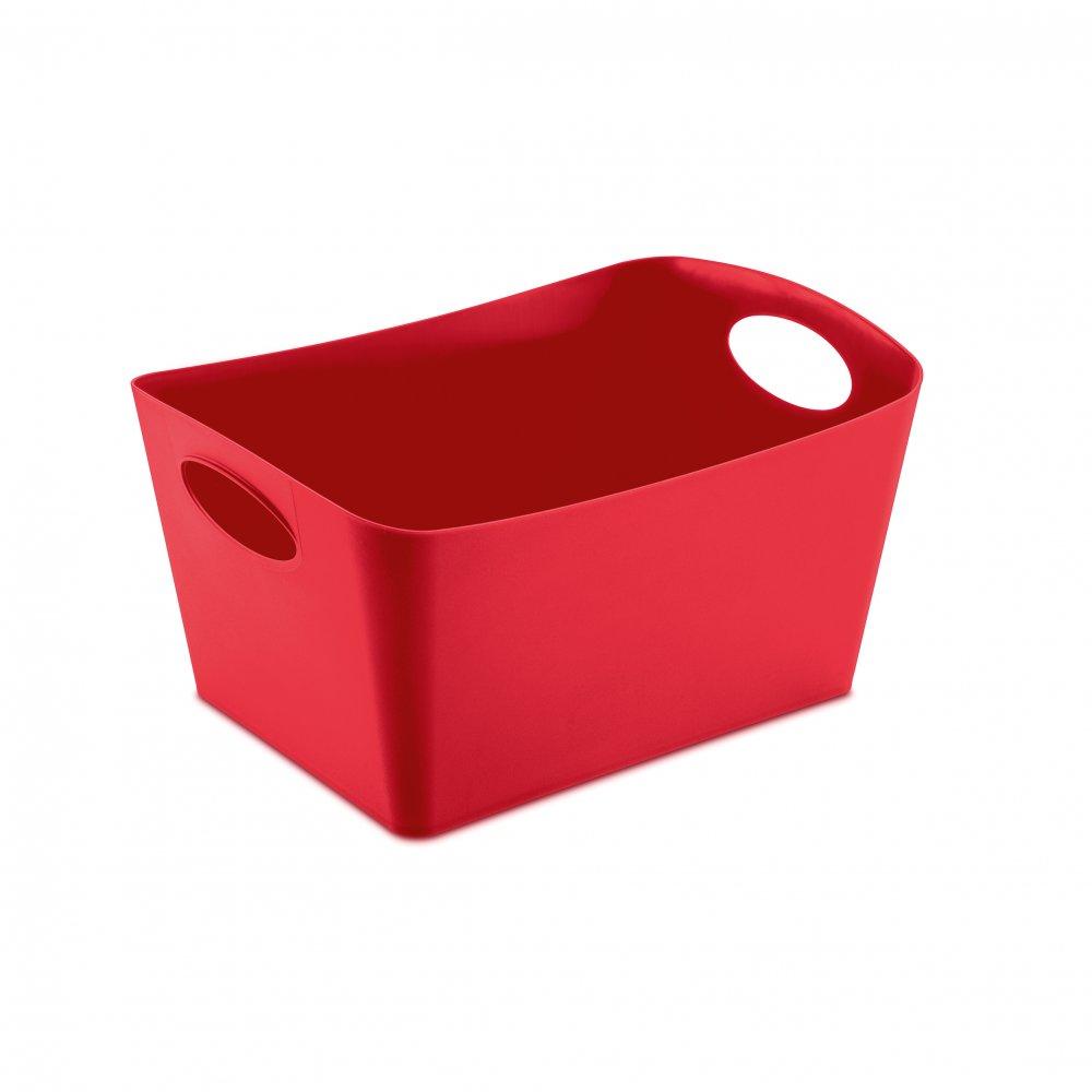 BOXXX M Storage bin 3,5l raspberry red