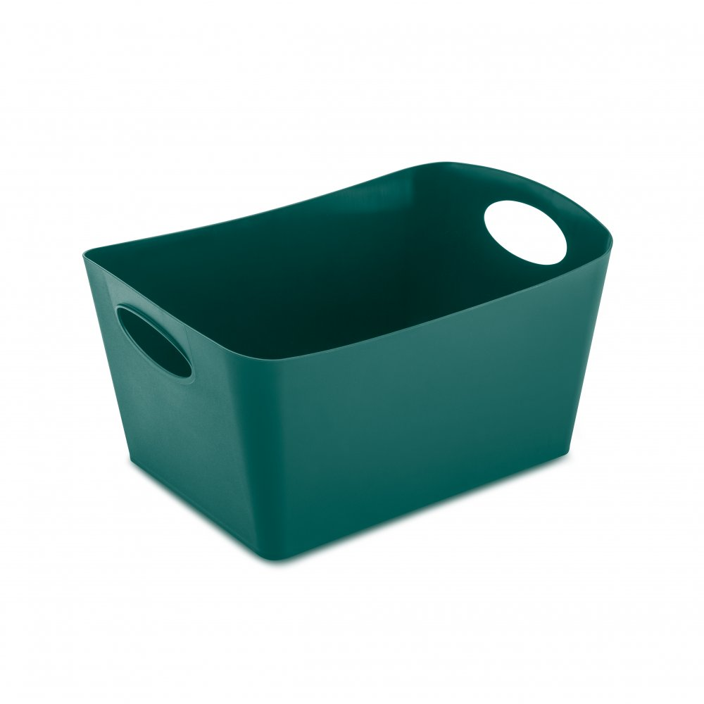 BOXXX M Storage bin 3,5l emerald green