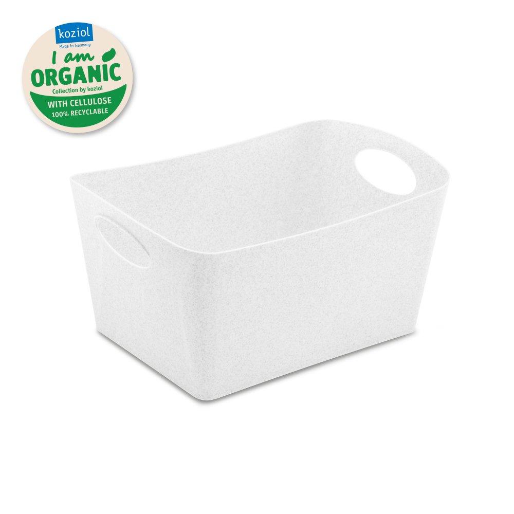 BOXXX M Aufbewahrungsbox 3,5l organic white