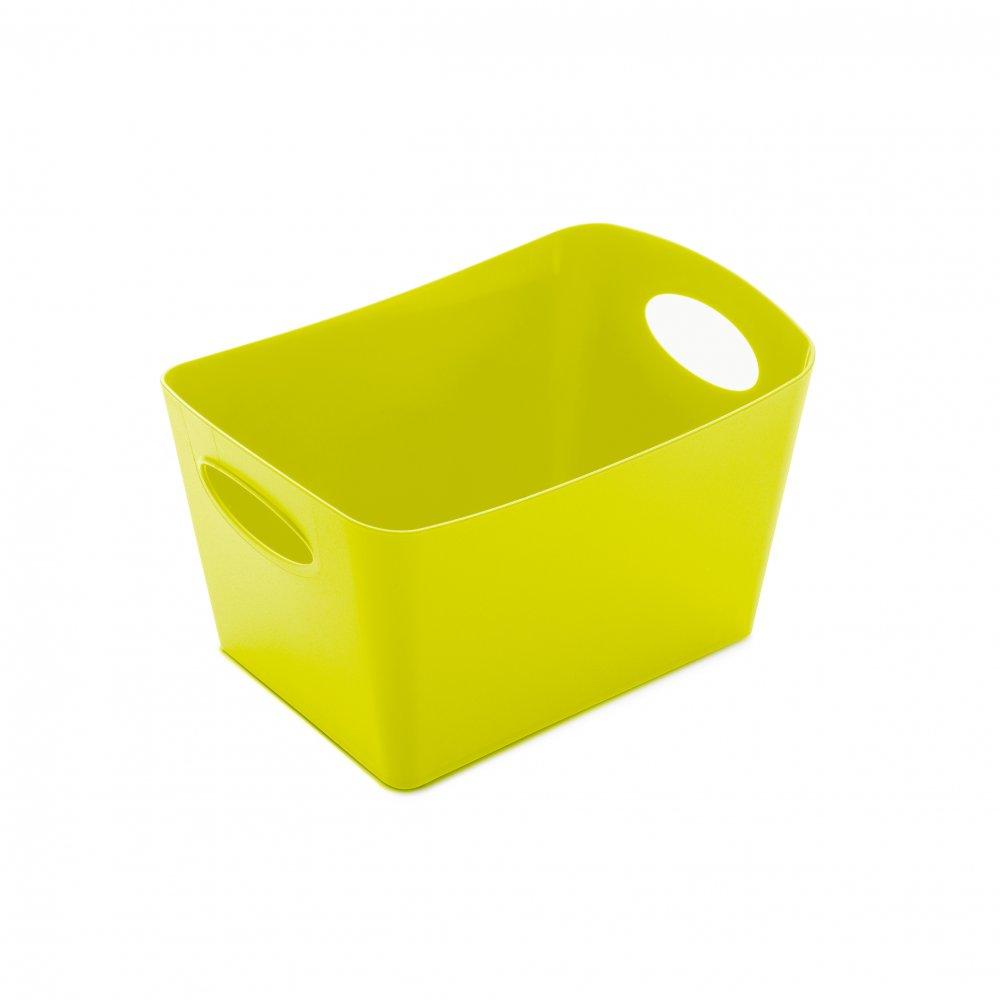 BOXXX S Aufbewahrungsbox 1L mustard green