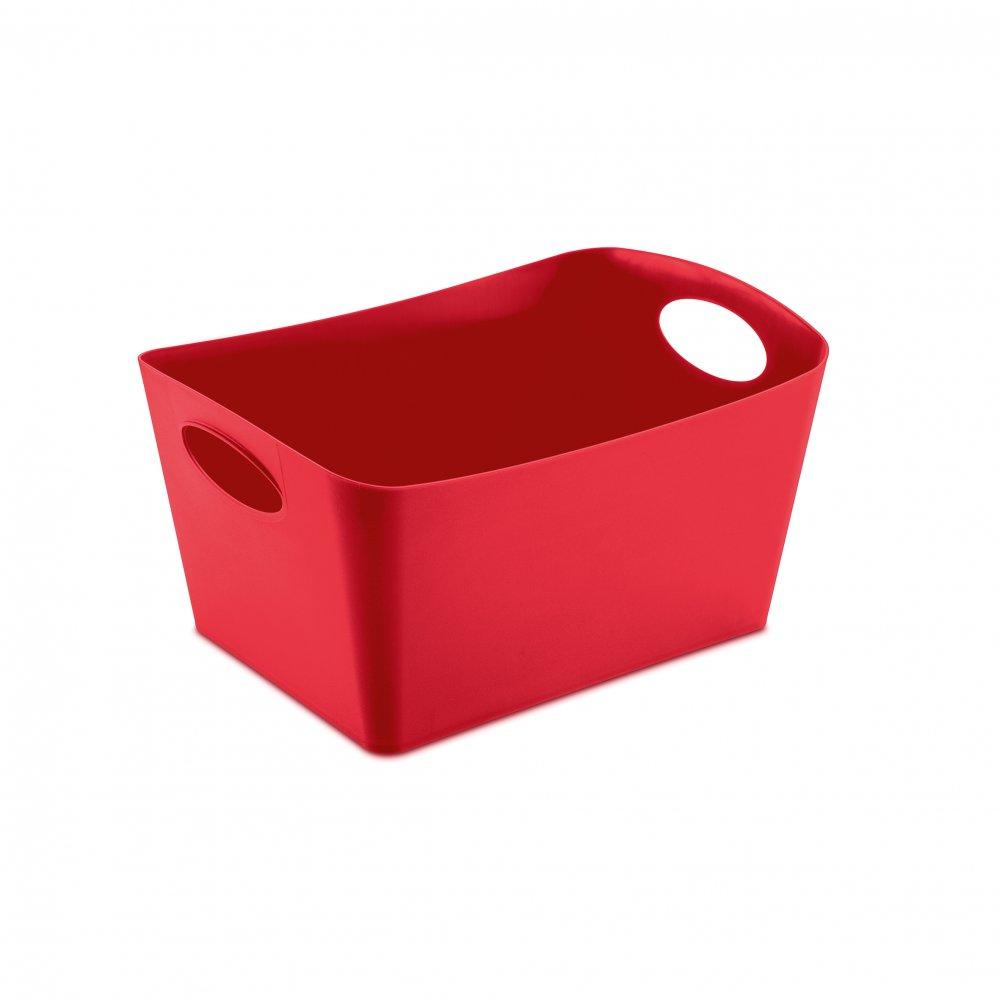 BOXXX S Aufbewahrungsbox 1l himbeer rot