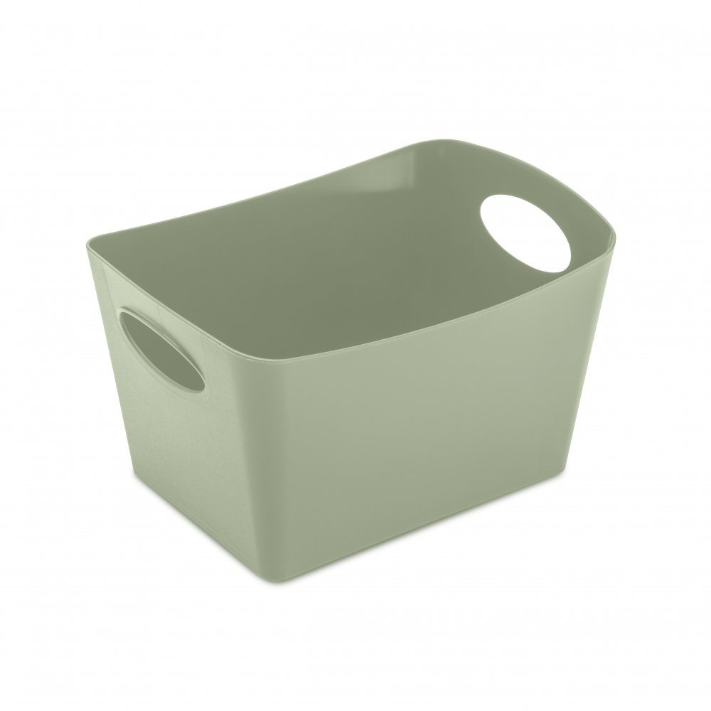 BOXXX S Aufbewahrungsbox 1L eucalyptus green