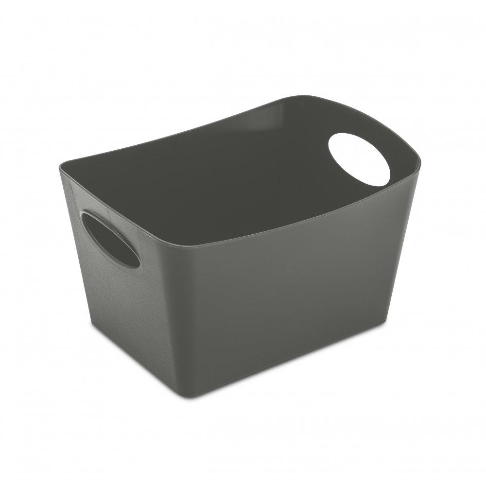 BOXXX S Aufbewahrungsbox 1l deep grey