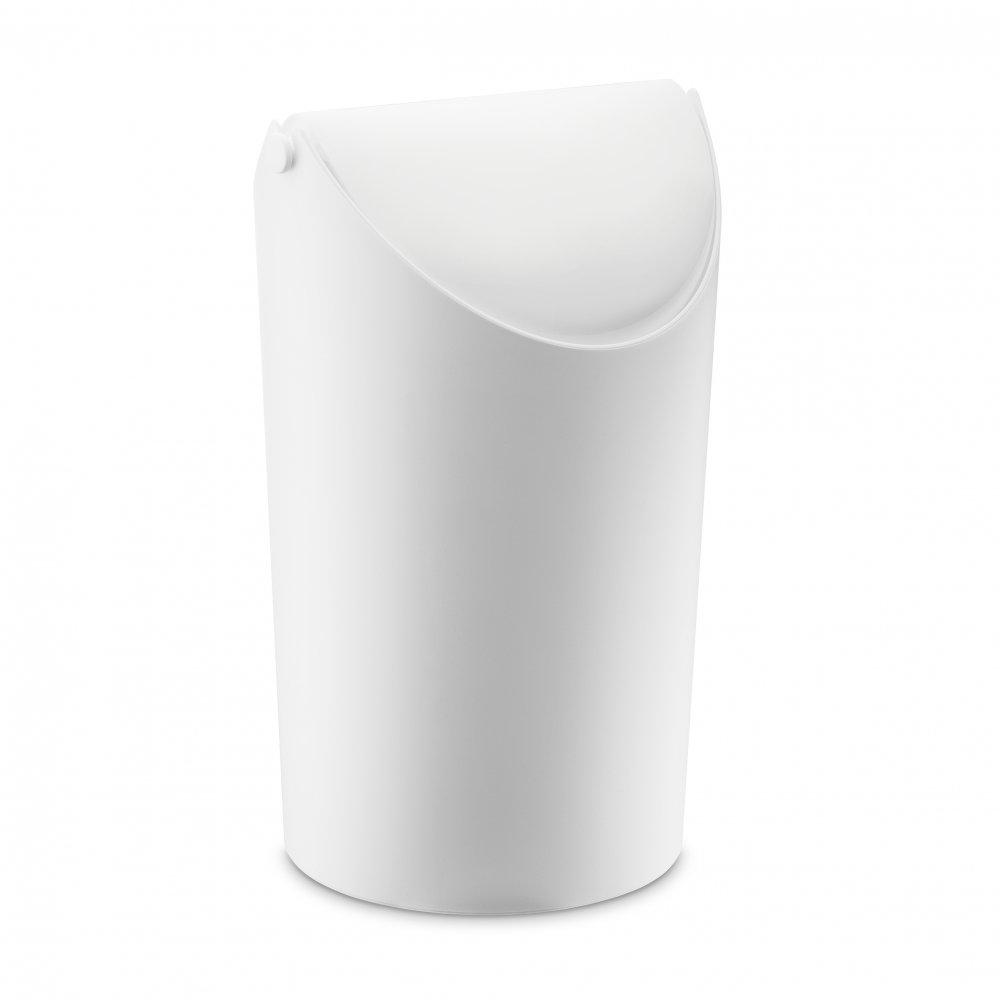 JIM Wastebasket 3,25l cotton white