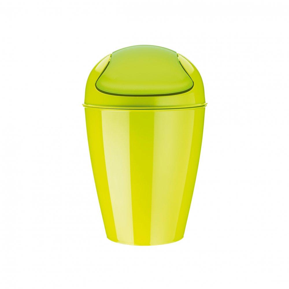 DEL S Schwingdeckeleimer 5l mustard green