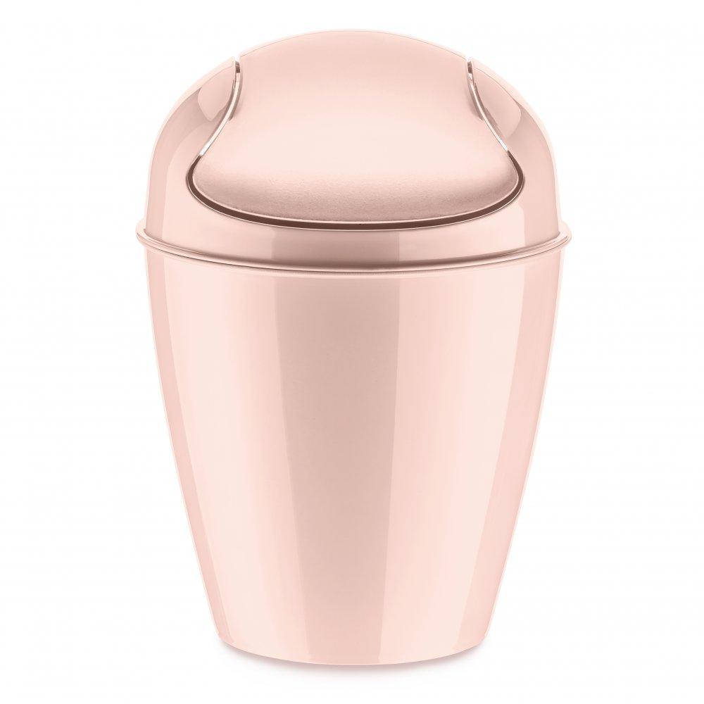DEL XS Schwingdeckeleimer 2l queen pink