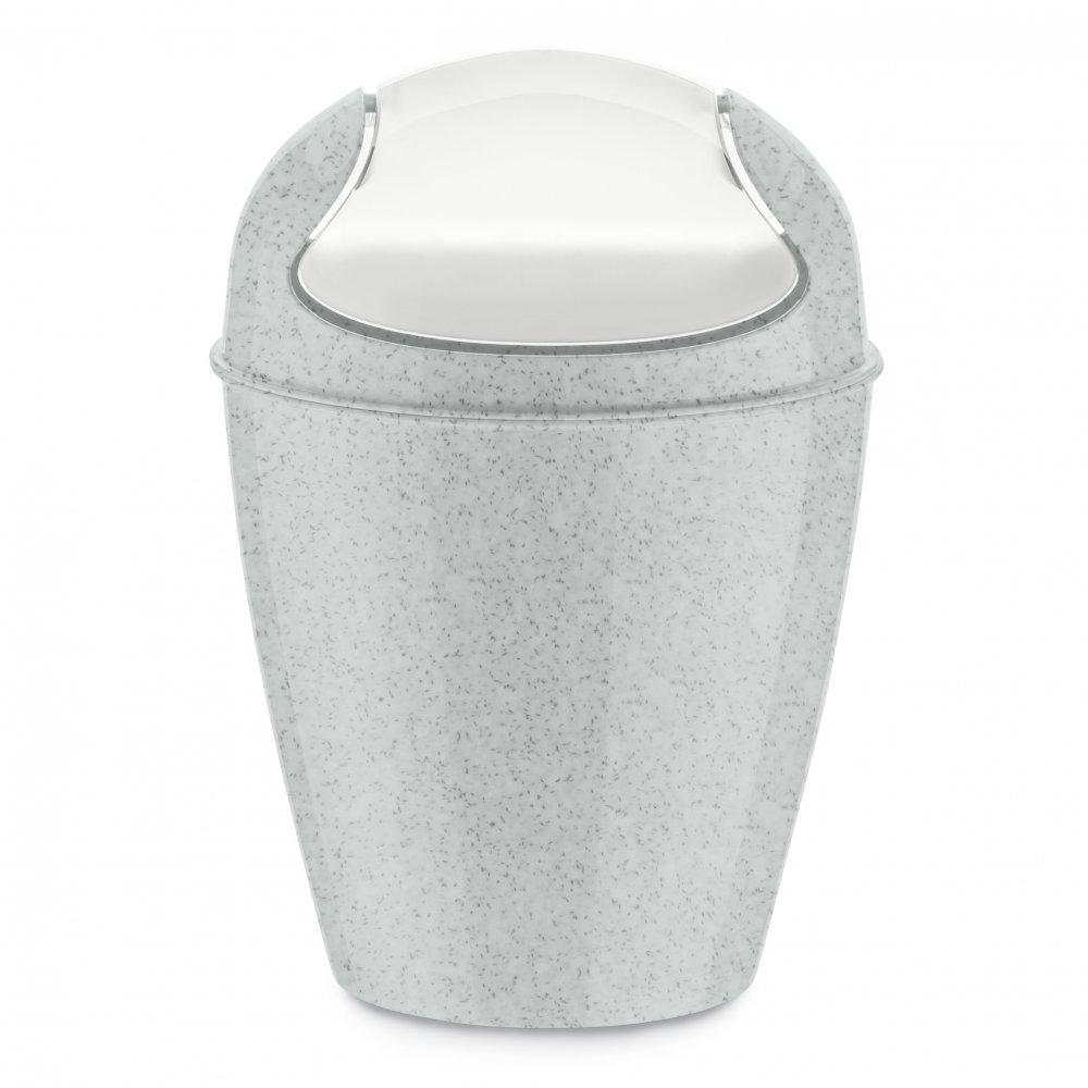 DEL XS ORGANIC Swing-Top Wastebasket 2l