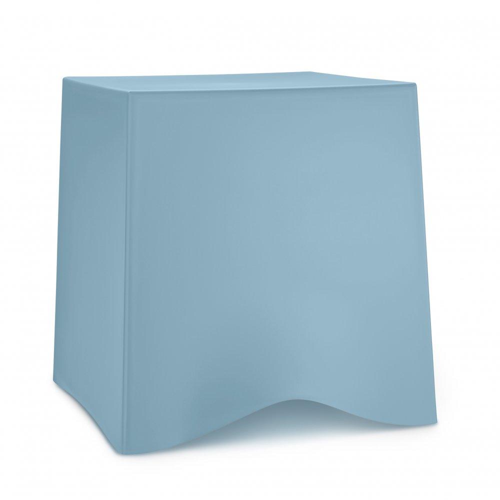 BRIQ Hocker powder blue