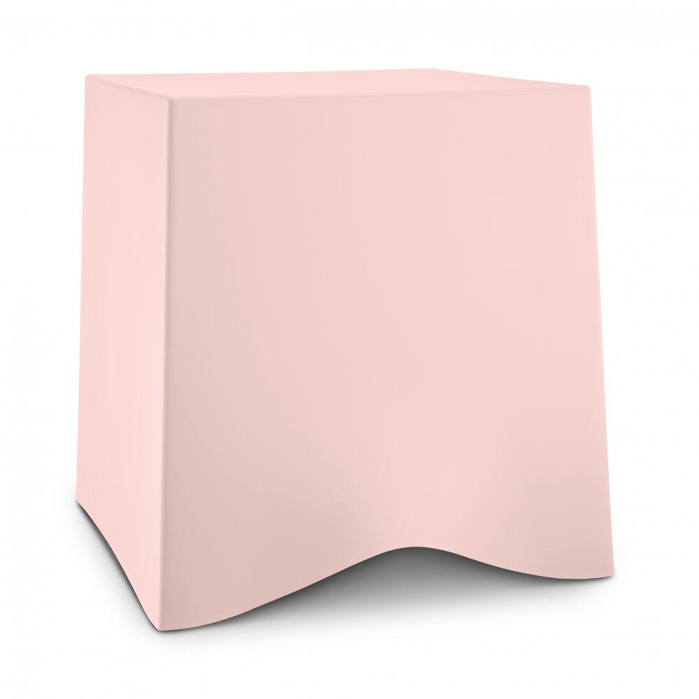 BRIQ Hocker queen pink
