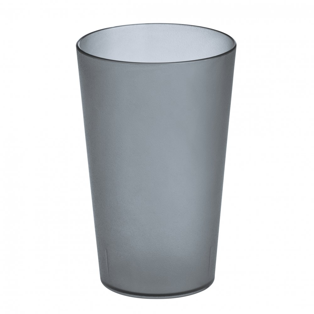 RIO Becher 300ml transparent grey