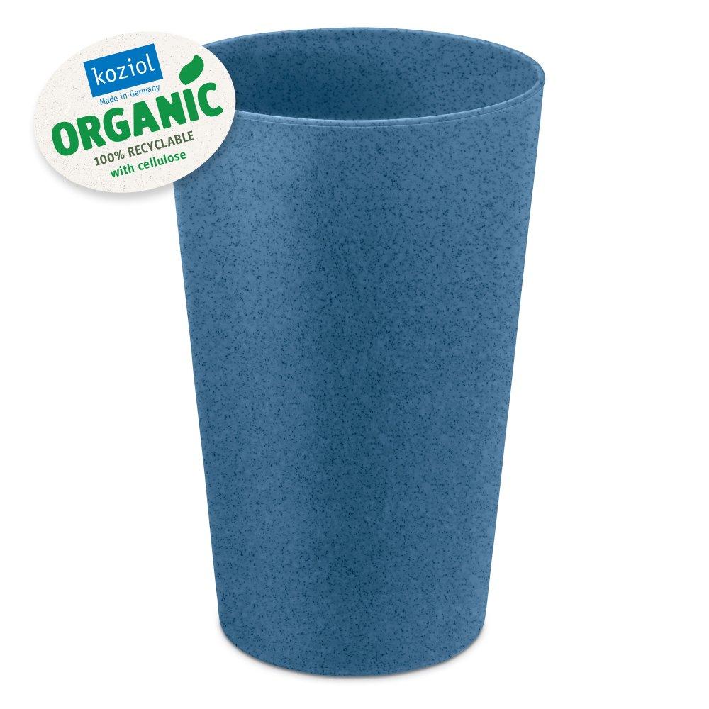 RIO ORGANIC Becher 300ml organic deep blue