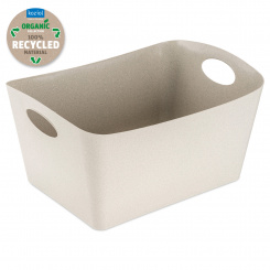 BOXXX L Aufbewahrungsbox 15l RECYCLED DESERT SAND