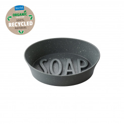 SOAP Seifenschale RECYCLED NATURE GREY